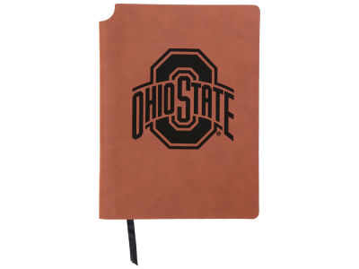 Ohio State Buckeyes Velour Journal With Pen Holder