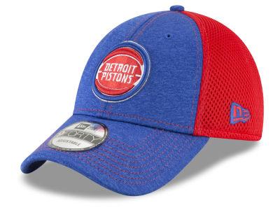 cheap for discount 95f55 9b105 Detroit Pistons New Era NBA Shadow Turn 2 Adjustable Cap