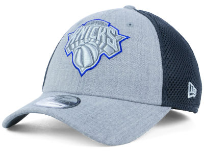 New York Knicks New Era NBA Heathered Neo Pop 39THIRTY Cap