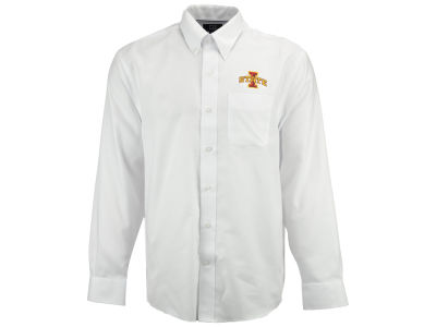 Iowa State Cyclones Cutter & Buck NCAA Men's Epic Easy Care Button Down