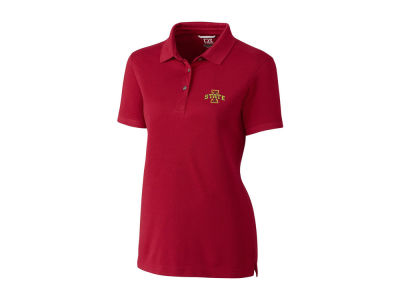 Iowa State Cyclones Cutter & Buck NCAA Women's Advantage Polo