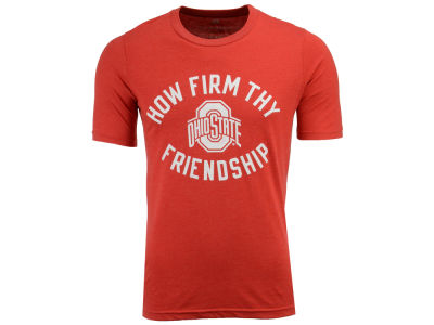 J America NCAA Men's How Firm Thy Friendship Tri-blend T-Shirt