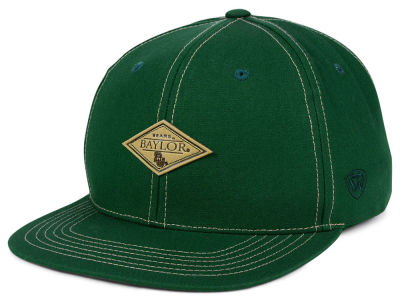 Baylor Bears Top of the World NCAA Diamonds Snapback Cap