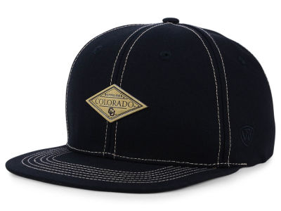 Colorado Buffaloes Top of the World NCAA Diamonds Snapback Cap