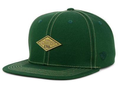 Colorado State Rams Top of the World NCAA Diamonds Snapback Cap
