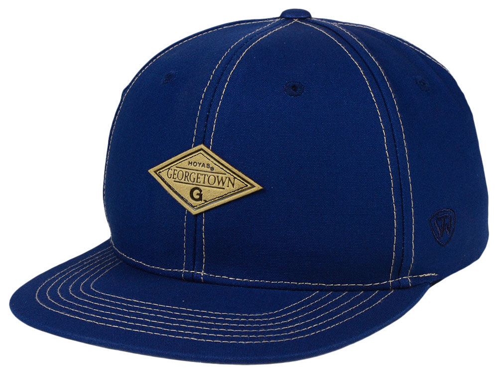 timeless design 5d724 80fb4 ... italy georgetown hoyas top of the world ncaa diamonds snapback cap  fdb3a 30e4f