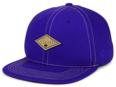 Kansas State Wildcats Top of the World NCAA Diamonds Snapback Cap