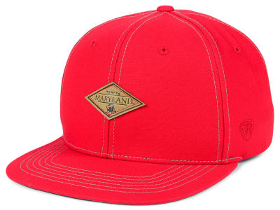 Maryland Terrapins Top of the World NCAA Diamonds Snapback Cap
