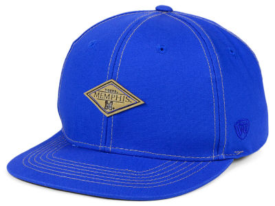 Memphis Tigers Top of the World NCAA Diamonds Snapback Cap