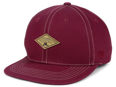 Minnesota Golden Gophers Top of the World NCAA Diamonds Snapback Cap