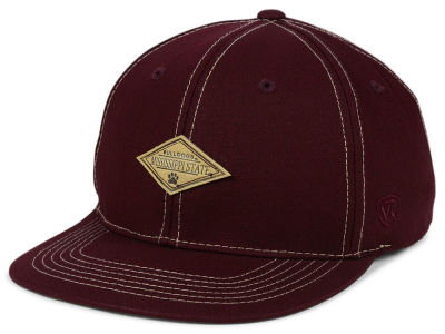 Mississippi State Bulldogs Top of the World NCAA Diamonds Snapback Cap
