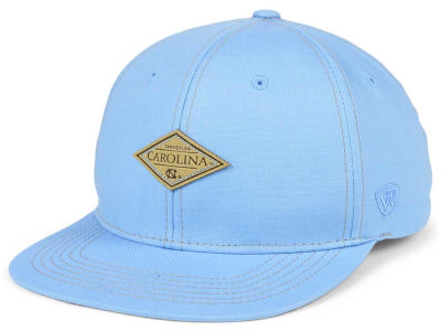 North Carolina Tar Heels Top of the World NCAA Diamonds Snapback Cap
