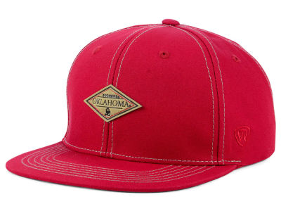 Oklahoma Sooners Top of the World NCAA Diamonds Snapback Cap