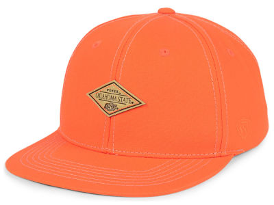 Oklahoma State Cowboys Top of the World NCAA Diamonds Snapback Cap
