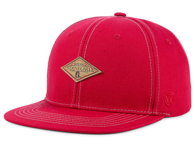 Stanford Cardinal Top of the World NCAA Diamonds Snapback Cap