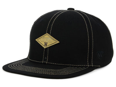 Western Michigan Broncos Top of the World NCAA Diamonds Snapback Cap