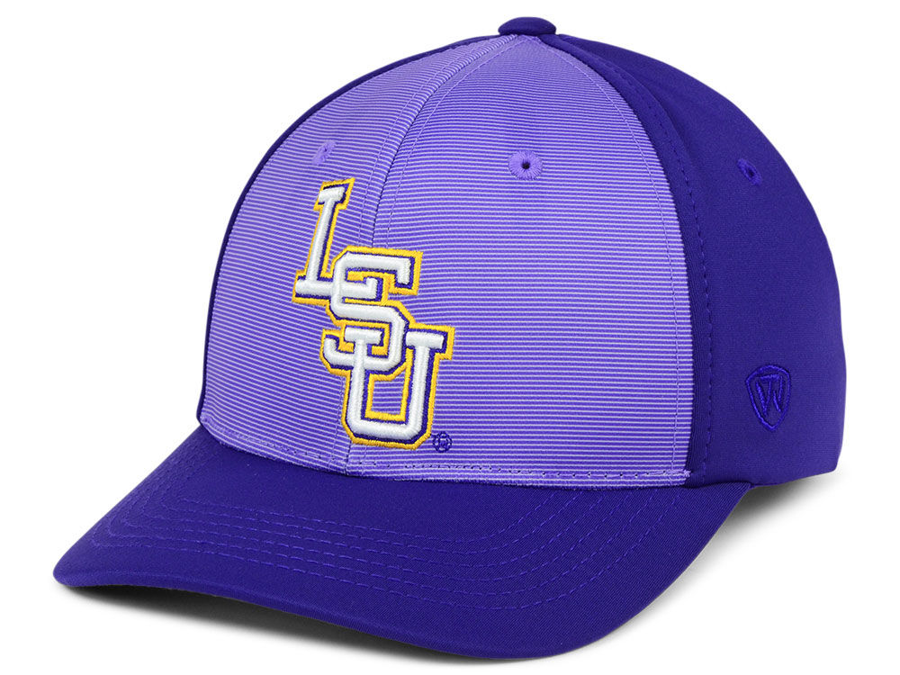 official photos a3a9d 895a0 ... official store lsu tigers top of the world ncaa mist cap lids 62968  f5579