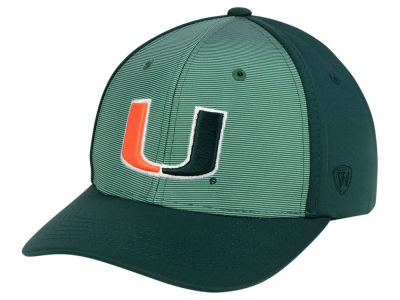 Miami Hurricanes Top of the World NCAA Mist Cap