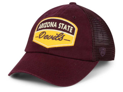 Arizona State Sun Devils Top of the World NCAA Society Adjustable Cap