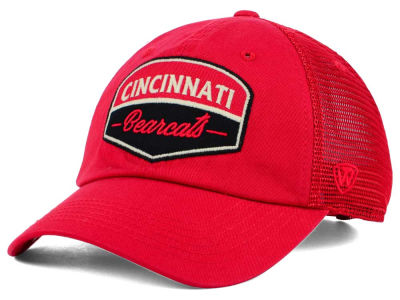 Cincinnati Bearcats Top of the World NCAA Society Adjustable Cap