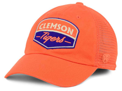 quality design b22de ce43f Clemson Tigers Top of the World NCAA Society Adjustable Cap