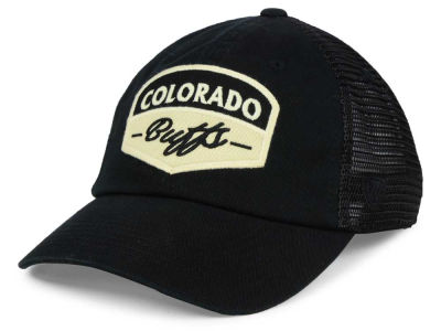 Colorado Buffaloes Top of the World NCAA Society Adjustable Cap