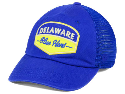 Delaware Blue Hens Top of the World NCAA Society Adjustable Cap
