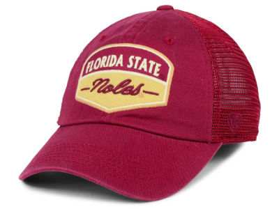 Florida State Seminoles Top of the World NCAA Society Adjustable Cap