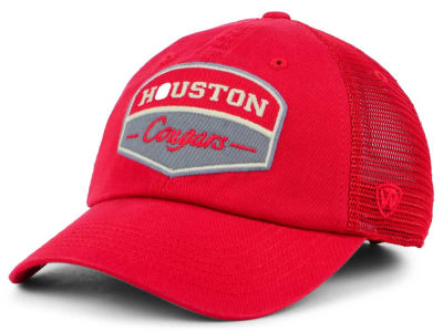 Houston Cougars Top of the World NCAA Society Adjustable Cap