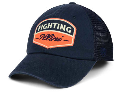Illinois Fighting Illini Top of the World NCAA Society Adjustable Cap