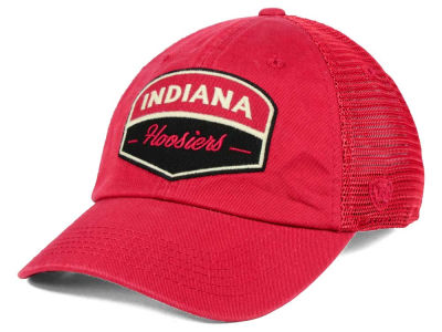 Indiana Hoosiers Top of the World NCAA Society Adjustable Cap
