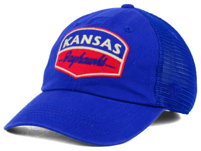 Kansas Jayhawks Top of the World NCAA Society Adjustable Cap