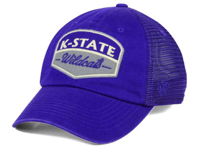 Kansas State Wildcats Top of the World NCAA Society Adjustable Cap