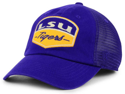 LSU Tigers Top of the World NCAA Society Adjustable Cap