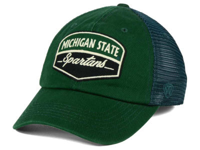 Michigan State Spartans Top of the World NCAA Society Adjustable Cap