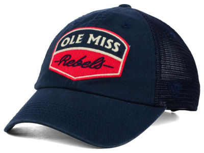 Ole Miss Rebels Top of the World NCAA Society Adjustable Cap