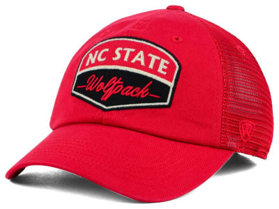 North Carolina State Wolfpack Top of the World NCAA Society Adjustable Cap