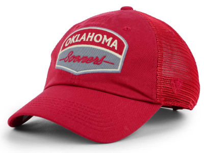 Oklahoma Sooners Top of the World NCAA Society Adjustable Cap