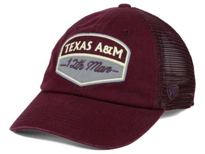 low priced f2c1d c718c Texas A M Aggies Top of the World NCAA Society Adjustable Cap