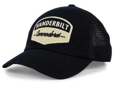 Vanderbilt Commodores Top of the World NCAA Society Adjustable Cap