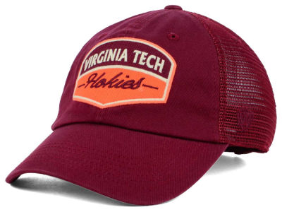 Virginia Tech Hokies Top of the World NCAA Society Adjustable Cap