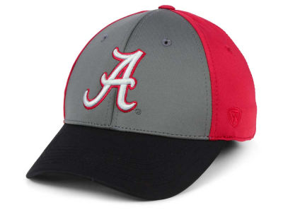 Alabama Crimson Tide Top of the World NCAA Divison Stretch Cap