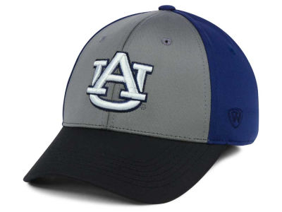 Auburn Tigers Top of the World NCAA Divison Stretch Cap