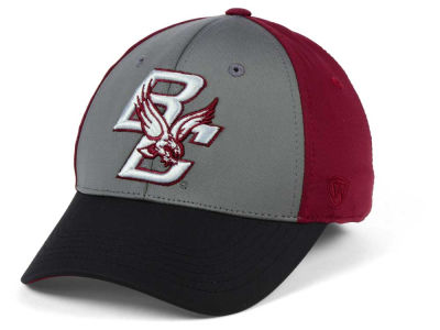 check out 1477e 19fca ... low cost boston college eagles top of the world ncaa divison stretch cap  8ac11 ebee0