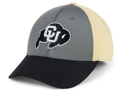 Colorado Buffaloes Top of the World NCAA Divison Stretch Cap