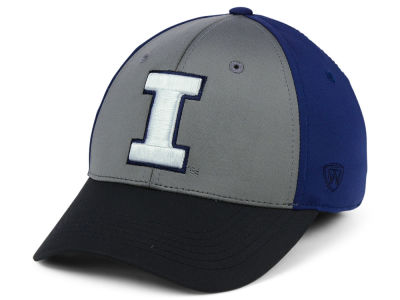 Illinois Fighting Illini Top of the World NCAA Divison Stretch Cap