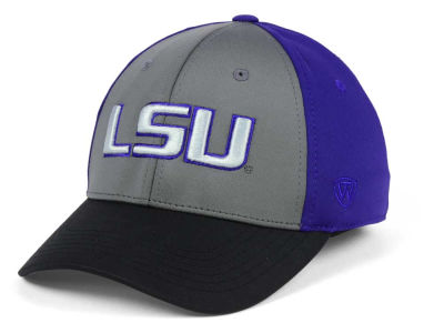 LSU Tigers Top of the World NCAA Divison Stretch Cap