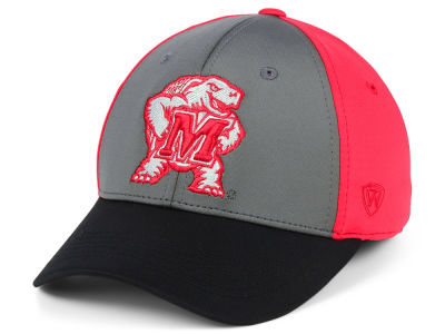 Maryland Terrapins Top of the World NCAA Divison Stretch Cap