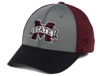 Mississippi State Bulldogs Top of the World NCAA Divison Stretch Cap