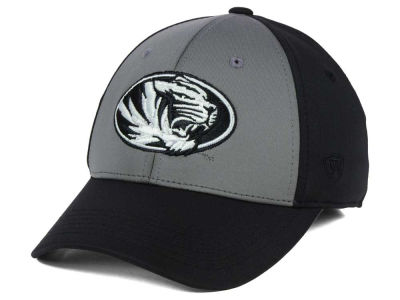 more photos b8ca5 47de3 Missouri Tigers Top of the World NCAA Divison Stretch Cap